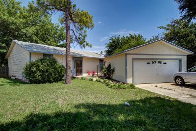 Lubbock County Single Family Home Under Contract: 2714 94th Street