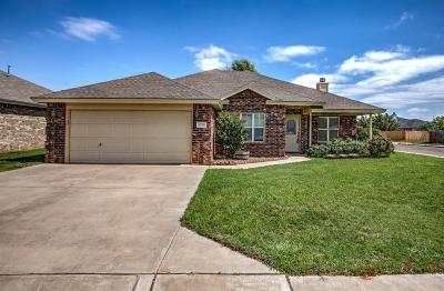 Lubbock Single Family Home For Sale: 6716 8th Street