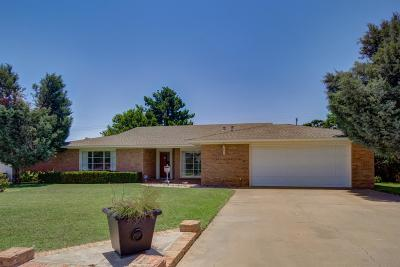 Lubbock Single Family Home For Sale: 2211 60th Street