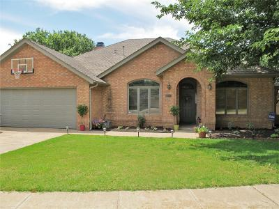 Lubbock Single Family Home Under Contract: 6005 78th Street