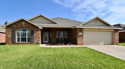 Lubbock Single Family Home For Sale: 6927 35th Street