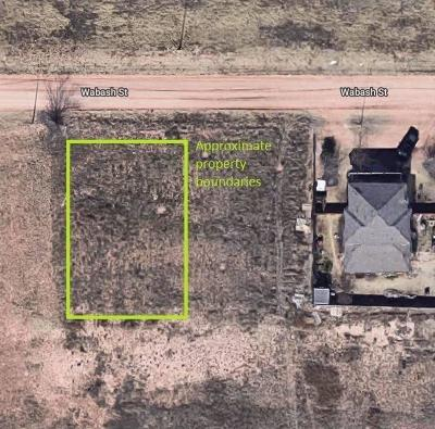 Lubbock County Residential Lots & Land For Sale: 1507 Wabash Street