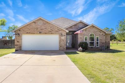 Lubbock Single Family Home For Sale: 3210 Kelsey Avenue