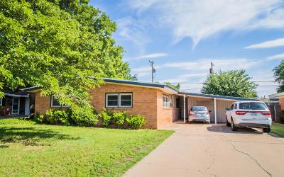 Single Family Home For Sale: 4319 47th Street