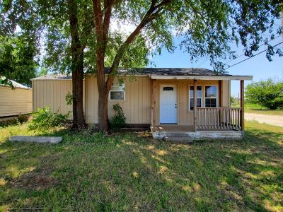 Lubbock County Single Family Home For Sale: 4002 E Bates Street