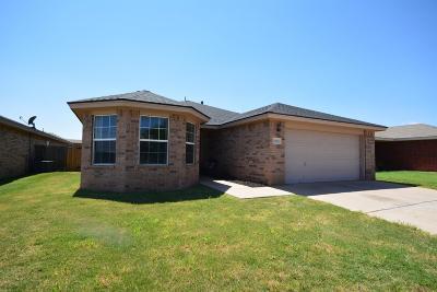 Single Family Home For Sale: 8110 Seguin Avenue