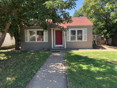 Single Family Home For Sale: 2011 38th Street