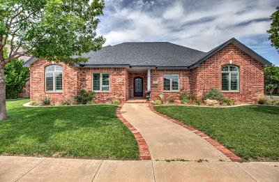 Lubbock Single Family Home For Sale: 10502 Uxbridge Avenue