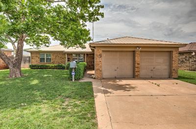 Single Family Home For Sale: 7506 Ave V