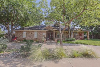 Shallowater Single Family Home For Sale: 1435 6th Street