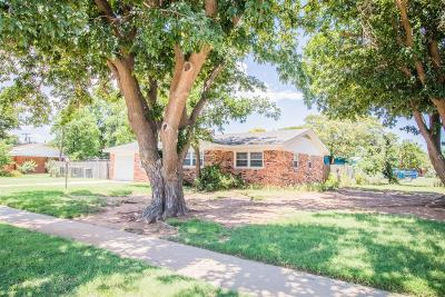 Single Family Home For Sale: 5302 31st Street