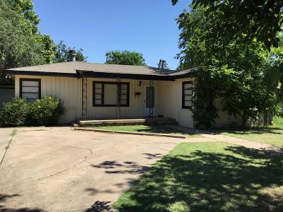 Single Family Home For Sale: 3504 24th Street