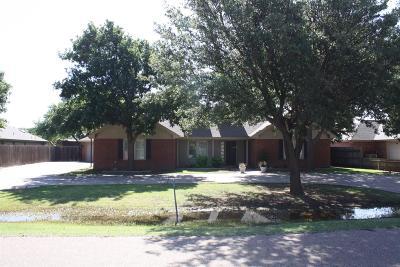 Single Family Home For Sale: 8407 Saratoga Avenue
