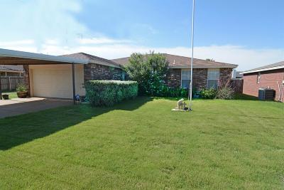 Single Family Home For Sale: 6120 7th Street