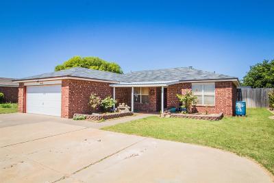 Single Family Home For Sale: 1809 Corpus Avenue