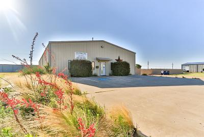 Lubbock Commercial For Sale: 8227 Urbana