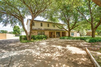 Single Family Home For Sale: 6610 1st Street