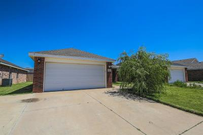 Single Family Home For Sale: 6532 94th Street