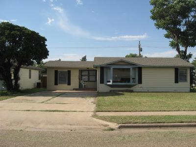 Single Family Home Under Contract: 3806 32nd Street