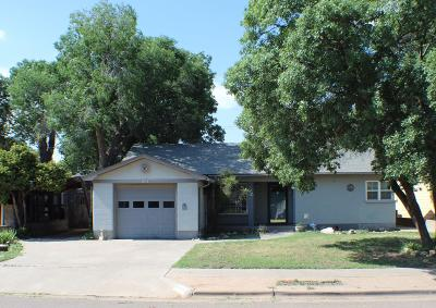 Single Family Home For Sale: 3408 25th Street