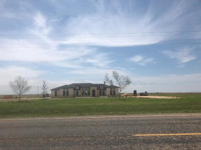 Shallowater Single Family Home Contingent: 12621 N Farm Road 179