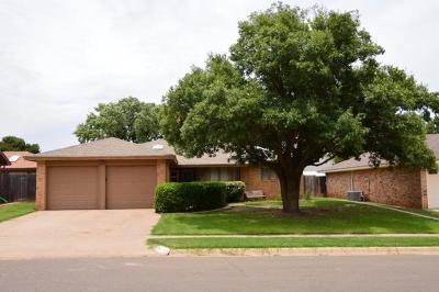Single Family Home For Sale: 5510 91st Street