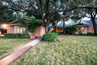 Single Family Home For Sale: 3705 66th Street
