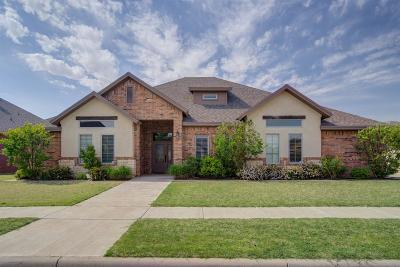 Lubbock Single Family Home For Sale: 6107 90th Street