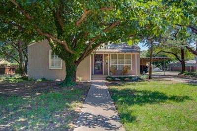 Single Family Home For Sale: 2517 29th Street