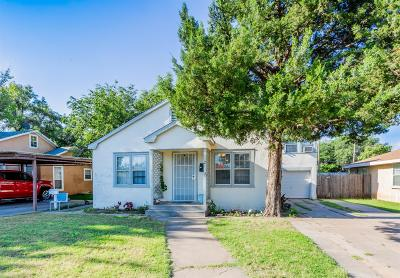 Single Family Home Under Contract: 2113 24th Street