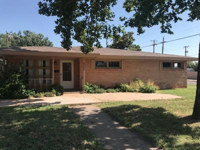 Single Family Home For Sale: 4902 13th Street