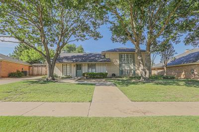 Lubbock TX Single Family Home For Sale: $265,000