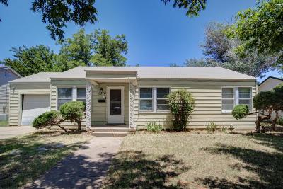 Single Family Home Under Contract: 3510 28th Street