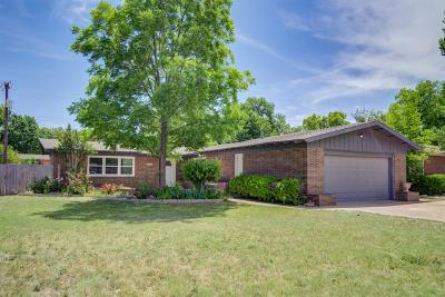 Single Family Home For Sale: 3211 37th Street