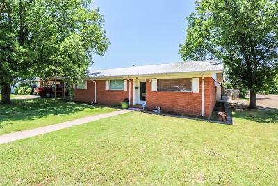 Littlefield TX Single Family Home For Sale: $104,900