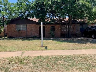 Single Family Home For Sale: 5423 47th Street