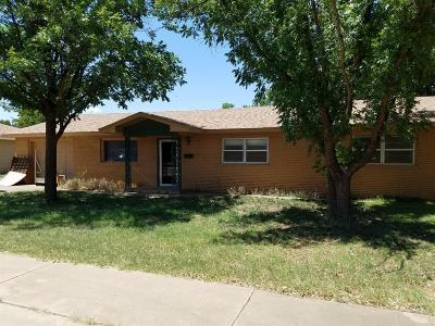 Single Family Home For Sale: 1103 E Reppto