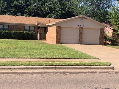 Single Family Home For Sale: 4413 54th Street