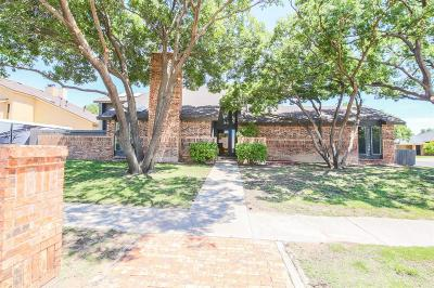 Single Family Home For Sale: 3617 93rd Street