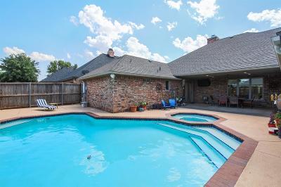 Lubbock Single Family Home For Sale: 9801 Utica Avenue