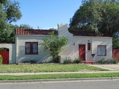Single Family Home Under Contract: 2115 26th Street