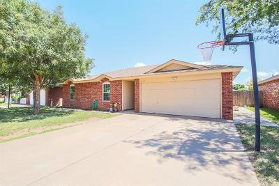 Single Family Home For Sale: 6105 7th Street
