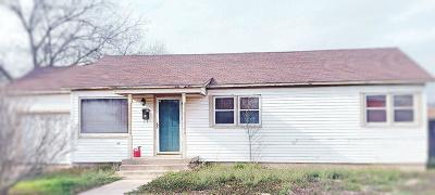 Single Family Home For Sale: 4006 45th Street