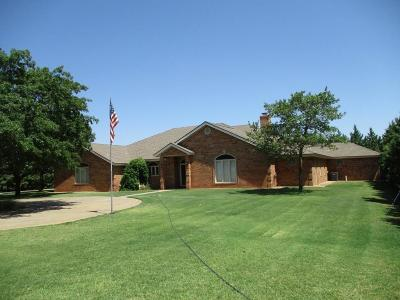 Lubbock Single Family Home For Sale: 3226 Woodrow Road