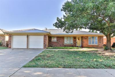 Single Family Home For Sale: 5526 90th Street