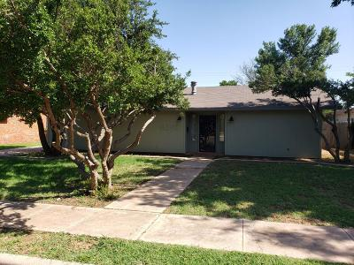 Single Family Home Under Contract: 4809 12th Street
