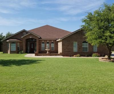 Lubbock TX Single Family Home Contingent: $369,900
