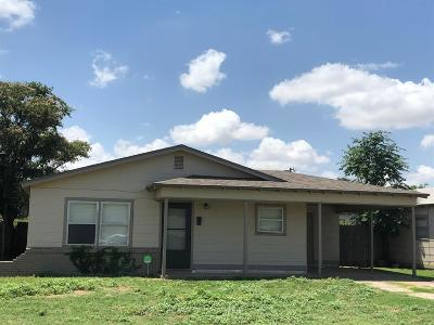 Single Family Home Under Contract: 4709 38th Street