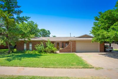 Shallowater Single Family Home For Sale: 802 14th Street