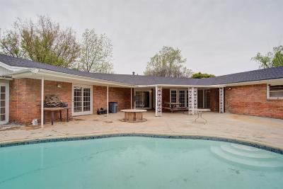 Lubbock Single Family Home For Sale: 2301 57th Street